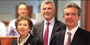Edith O'Donnell, Nicos Tziazas & George Sophocleous